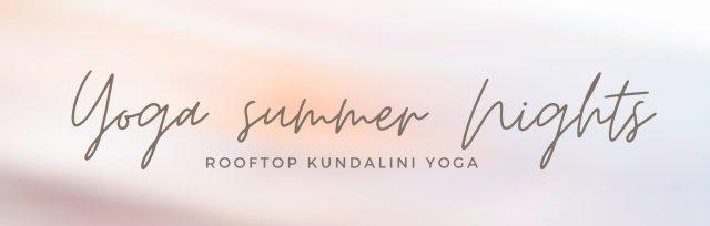 Yoga Summer Nights @HoTo Garden