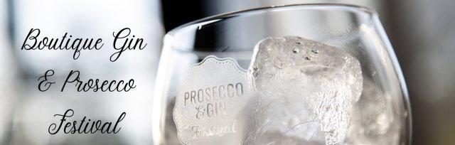Boutique Gin & Prosecco Festival - Derby