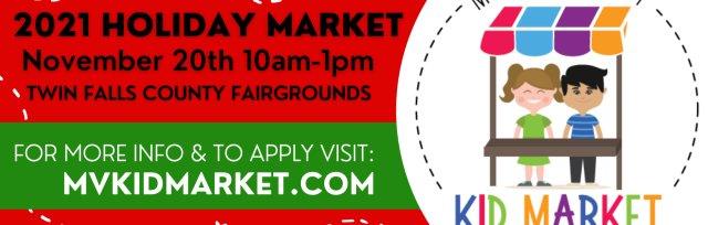 MV Kid Holiday Market