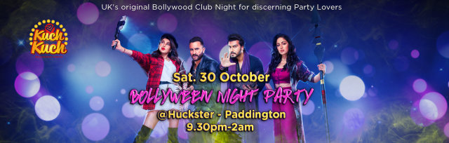 Kuch Kuch Bollyween Night Party