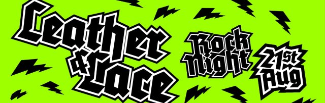 Leather & Lace Rock Night @ Townhouse