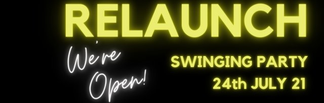 OFFICIAL RELAUNCH SWINGING PARTY @ TOWNHOUSE