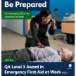 Level 3 Award in Emergency First Aid at Work image