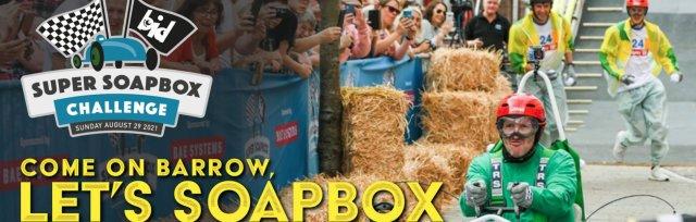 The Barrow BID Super Soapbox Challenge 2021