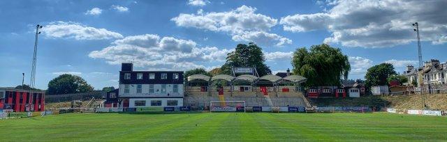Lewes FC vs Metropolitan Police FC - The FA Cup