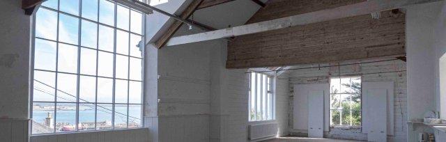 St Ives September Festival :   'Tour of Grade II* Anchor Studio, Newlyn'