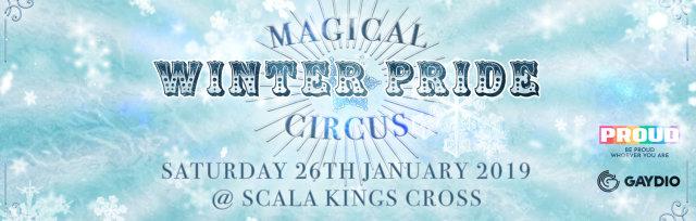 Winter Pride - Magical Circus