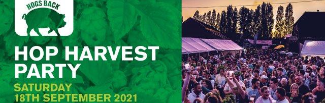 Hop Harvest Party 2021