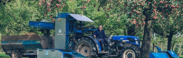 Harvest Cider Tours