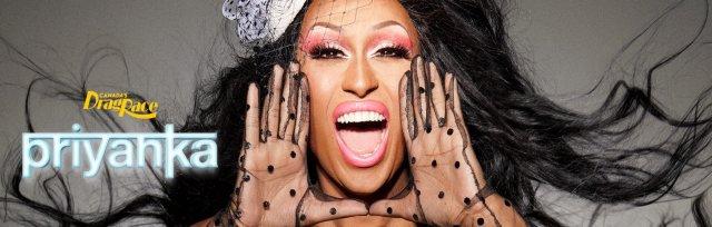 Canada's Drag Race: Priyaka