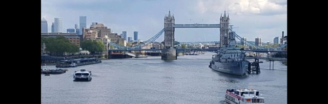 Part III - Virtual Thames River Cruise from London Bridge to Blackwall and Beyond