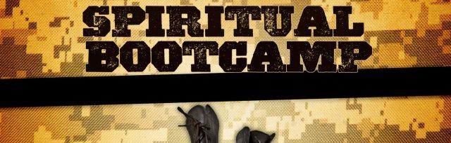 Spiritual Boot Camp, 12 Sessions taught by Lori Arnott Lawlor & Spirit Cafe Team