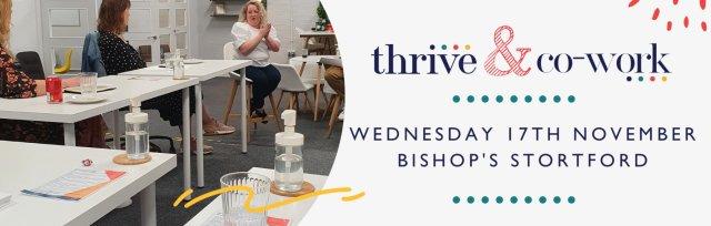 Thrive & Co-Work November