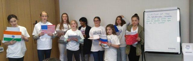 Camp United Nations for Girls Sydney 2022