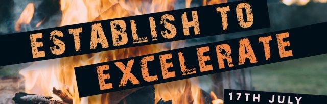 Men's Event | Establish to Excelerate