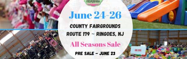 Kidzsignments Sept 29 Pre Sale @4pm - $19.99 Premium Shopping Pass
