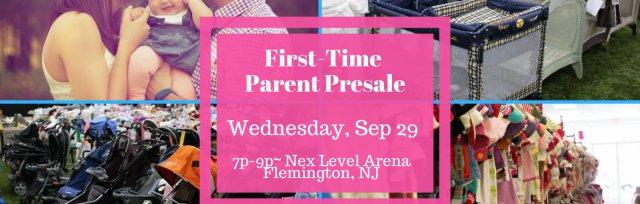 Kidzsignments Sep 29 Pre Sale @7pm Pre Sale First Time Parent - FREE
