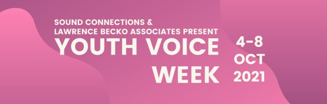 Youth Voice Week 2021