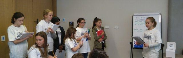 Camp United Nations for Girls Melbourne 2022