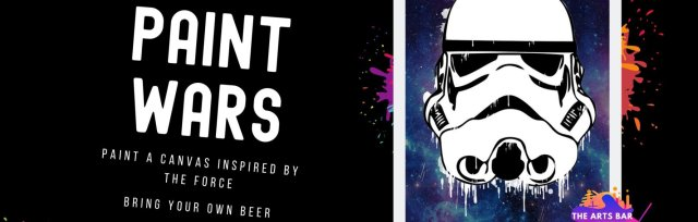 Drink & Draw Dublin: Paint Wars (BRING YOUR OWN BEER)