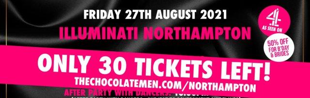 Northampton Charity Dinner & Show w/ The Black Full Monty AKA The Chocolate Men