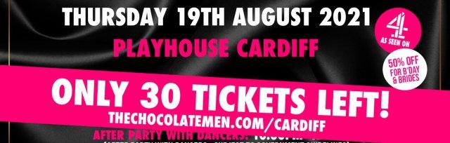 Cardiff Charity Show w/ The Black Full Monty AKA The Chocolate Men