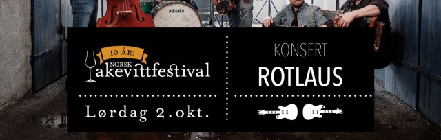 Rotlaus (Akevittfestivalen 2021)