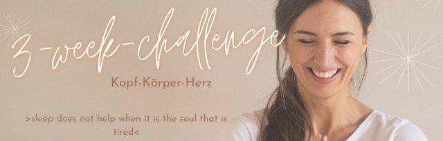 3-week-challenge | Kundalini Yoga ReAlign : Kopf | Körper | Herz