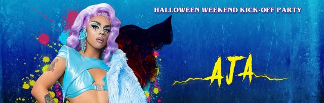 Halloween Kick-Off With Aja