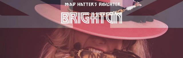 TALENTBANQ Presents Mad Hatter's Daughter | The Folklore Rooms, Brighton