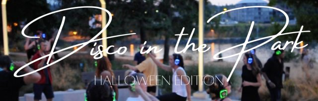 Collective Groove's Halloween Disco in the Park (Silent Disco)