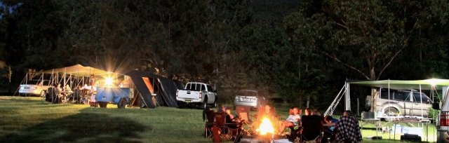 Accomodation and Camping at Scenic Rim Adv Fest + Entry Tickets