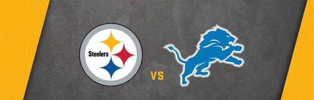 Lions vs Steelers $56.00 Round Trip Shuttle from Morgantown, WV to Heinz Field