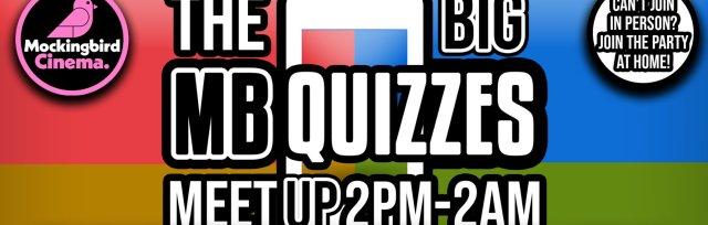 The Big MB Quizzes Meetup Birmingham