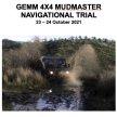 GEMM 4x4 Mudmaster Navigational Trial - 23 & 24th October 2021 image