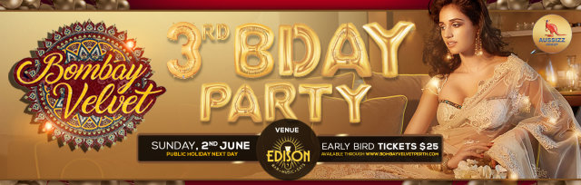 Bombay Velvet's 3rd Bday Party