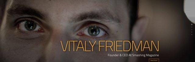 Speaking of... design - Vitaly Friedman - dinner & chats (venue tbd)