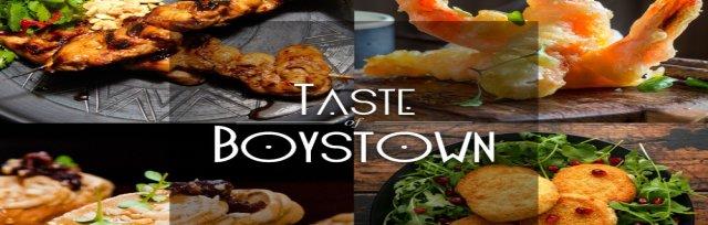 Taste of Boystown - Restaurant Tour 2019