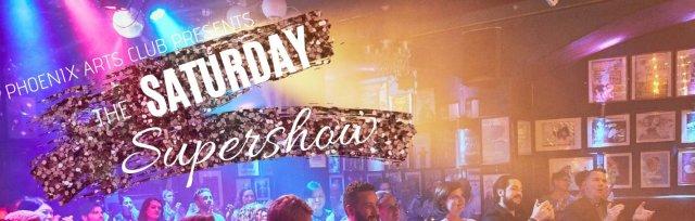 The Saturday Supershow!