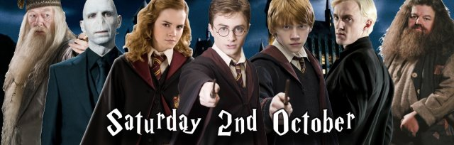 The Harry Potter Live Virtual Quiz