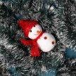 Sock Snowman image