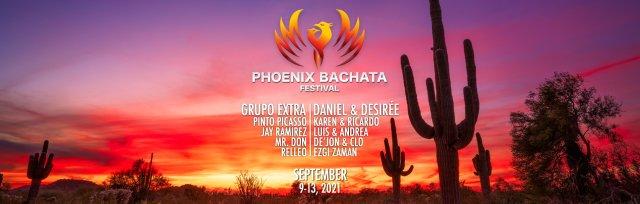 Phoenix Bachata Festival - 2021 3rd Annual
