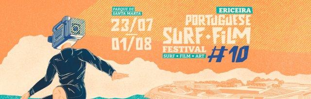 ERICEIRA - Portuguese Surf Film Festival #10