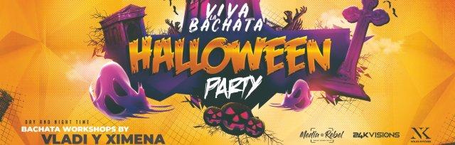 Viva La Bachata Halloween