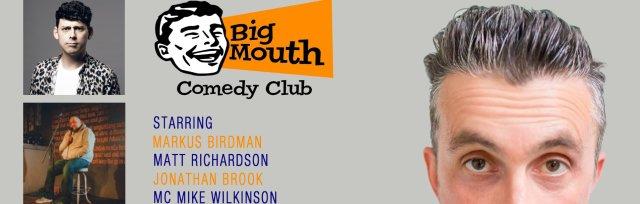 Big Mouth Saltburn