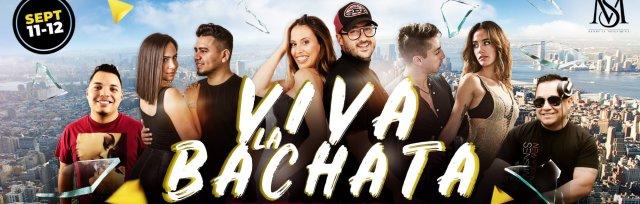 Viva La Bachata New York