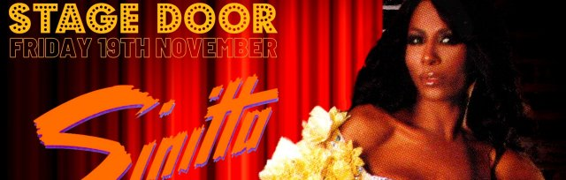 Cheer Up Pop Party present Sinitta Live at The Stage Door, Southampton