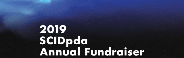 2019 SCIDpda Annual Fundraiser