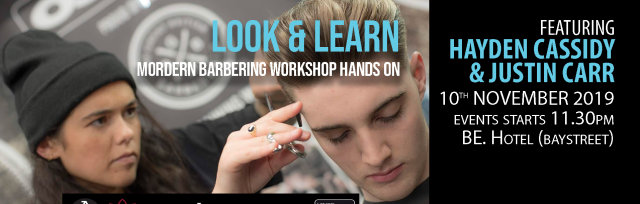 GBBB - Look & Learn / Workshop Hands On Techniques - Malta