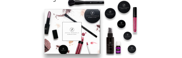 Savvy Minerals Hands on Play-Shop